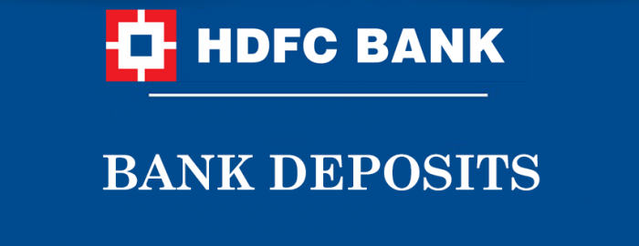 Quick Guide To HDFC Bank Deposits