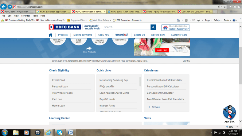 Hdfc Bank Loans Expert Guide Eligibility Interest Rates