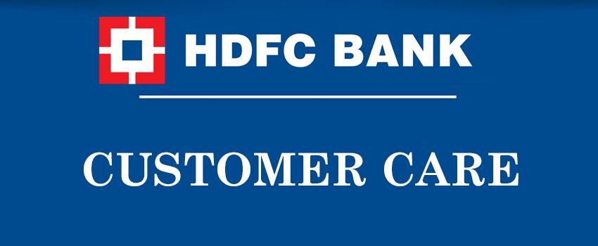 hdfc customer care - Hizir kaptanband co