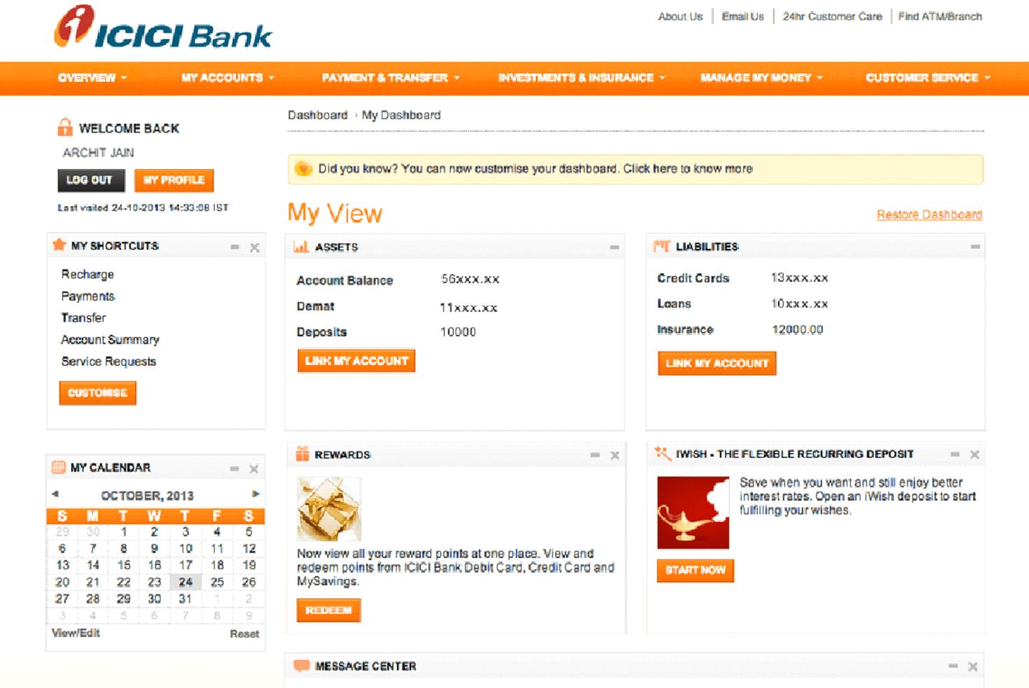 ICICI Bank Profile