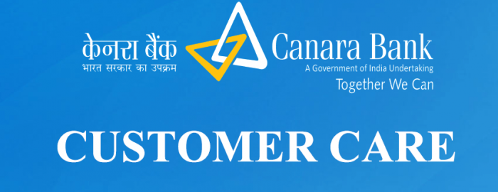 Simple Guide For Canara Bank Customer Care