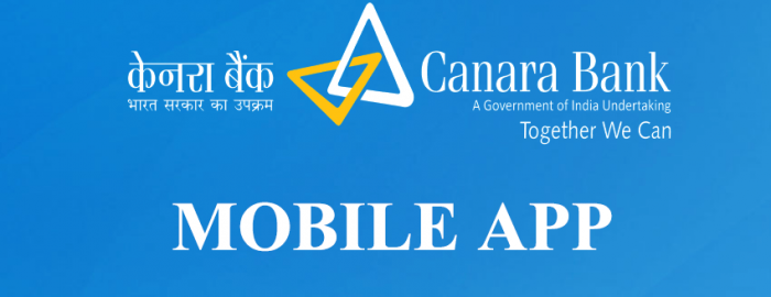 Easy Guide For Canara Bank Mobile Application