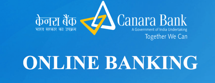 Easy Guide For Canara Bank Net Banking