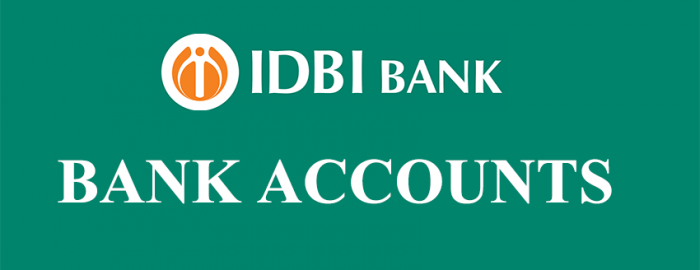 Brief Guide For IDBI Bank Accounts