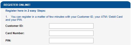 YES bank register online for internet banking