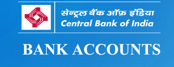 Helpful Guide For Central Bank of India Accounts