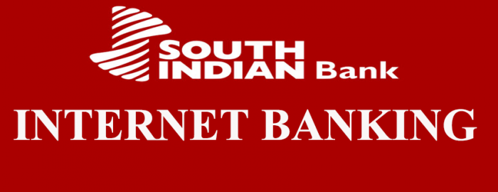 Brief Guide For South Indian Bank Net Banking