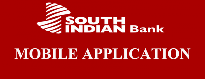 Mini Guide To South India Bank Mobile App