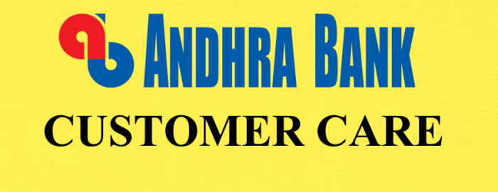 Simple Guide For Andhra Bank Customer Care
