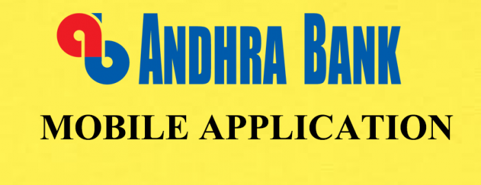 Simple Guide For Andhra Bank Mobile App