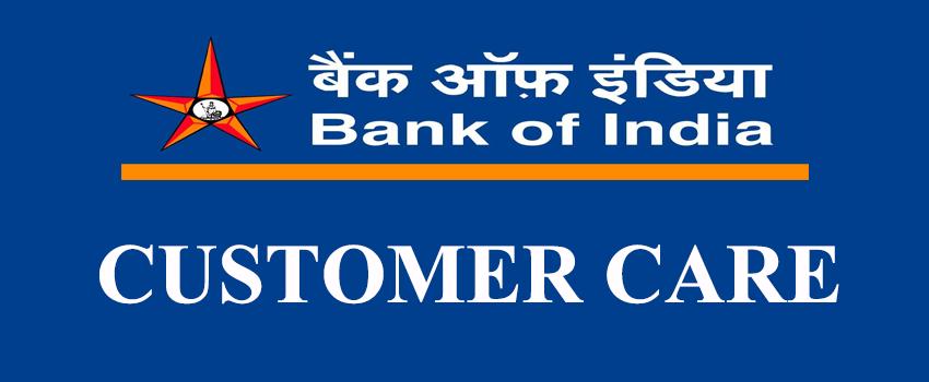 bank of india customer care patna