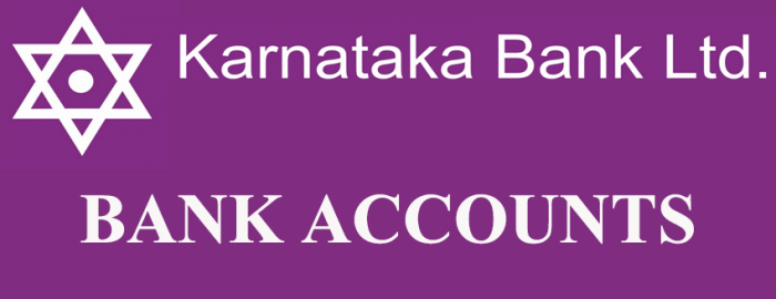 Karnataka Bank Accounts Expert Guide