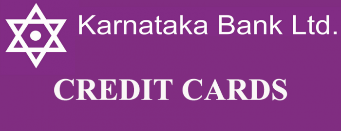 Brief Guide For Karnataka Bank Credit Cards
