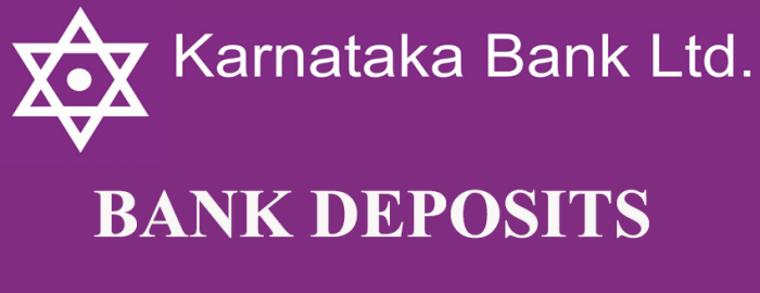 Informative Guide For Karnataka Bank Deposits